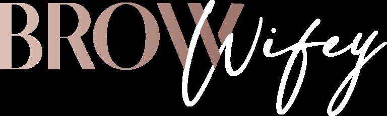 Logo Brow Wifey